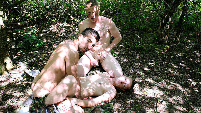 Damian Boss, Aiden Jason & James Grant