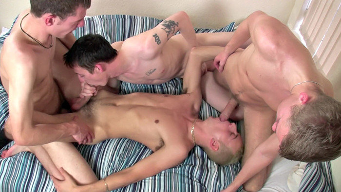 Luke Desmond, Brez Wild, Evan Zero & Noah James