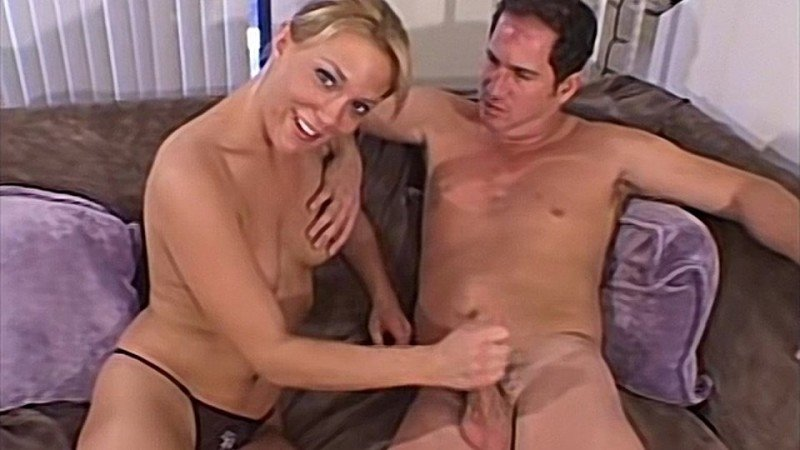 Sara Gives A Great Handjob