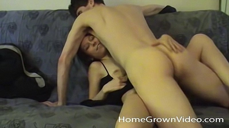 Sasha And Randy Shoot A Home Porn For Home Grown