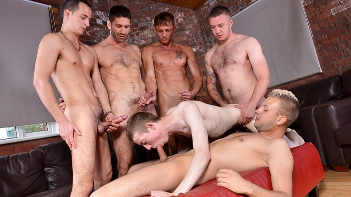 James Lewis & Luke Desmond Orgy